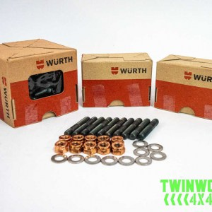 TW001 Wurth Uprated TD5 Exhaust Manifold Stud Kit