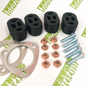 Defender / Discovery TD5 Full Exhaust Fitting Kit