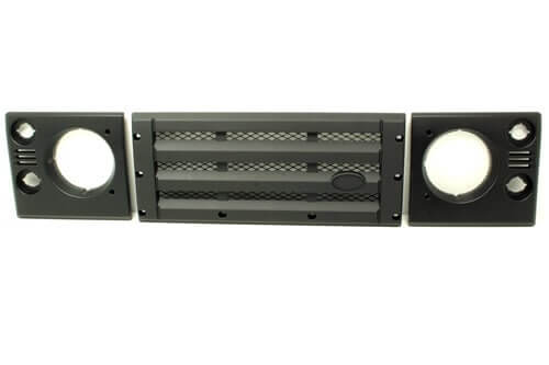 Defender TVX Sports Grille Headlight Surrounds